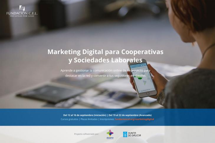 la-fundacion-cel-organiza-dos-cursos-gratuitos-de-marketing-digital-para-septiembre